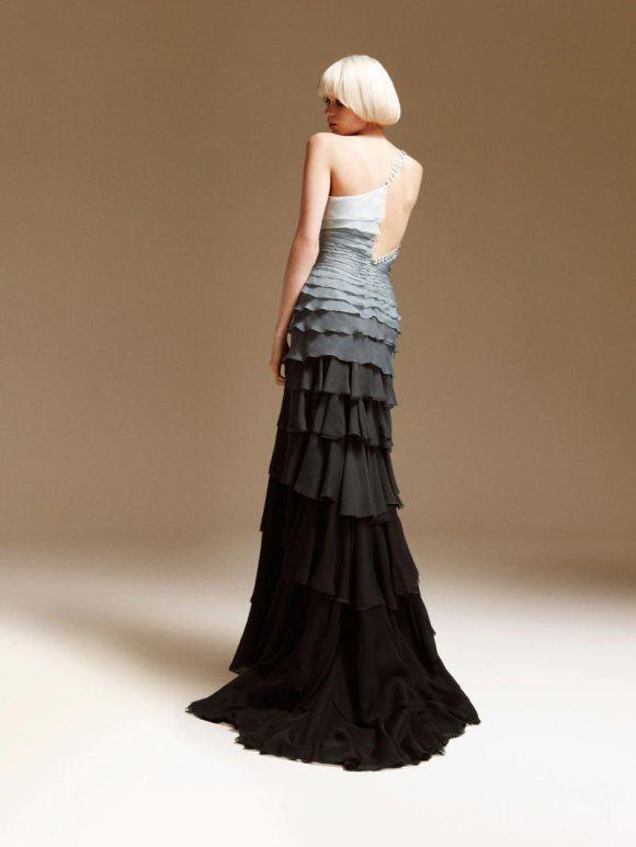 Abbe Lee Kershaw Atelier Versace Spring 2011 Lookbook 19
