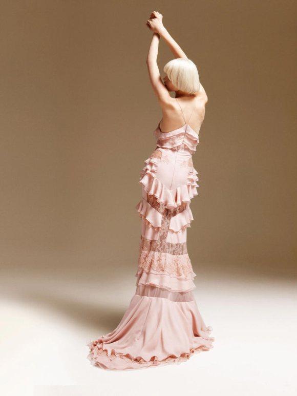 Abbe Lee Kershaw Atelier Versace Spring 2011 Lookbook 22