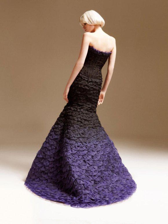 Abbe Lee Kershaw Atelier Versace Spring 2011 Lookbook 28