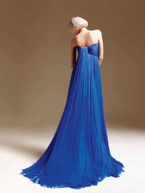 Abbe Lee Kershaw Atelier Versace Spring 2011 Lookbook 3