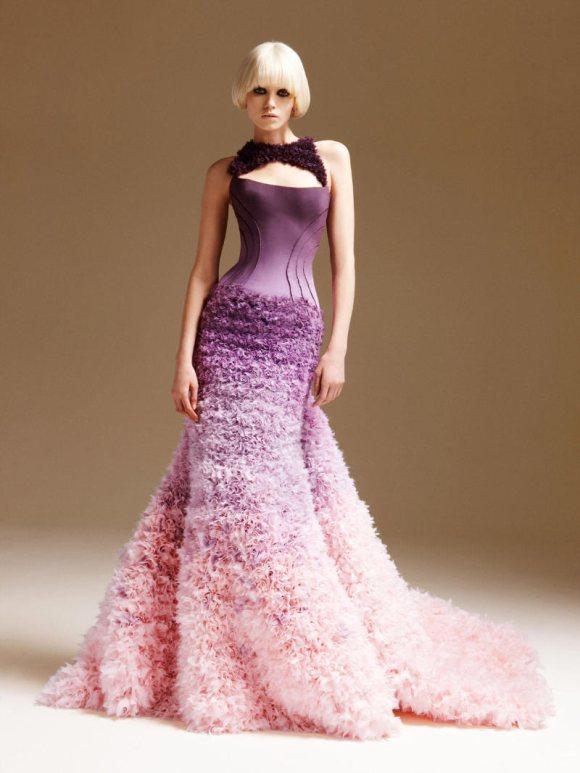 Abbe Lee Kershaw Atelier Versace Spring 2011 Lookbook 31