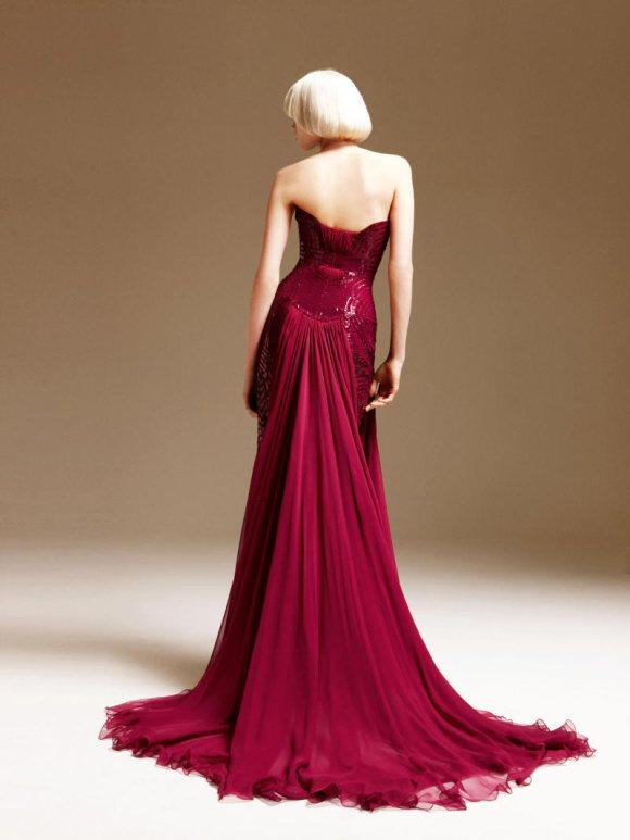 Abbe Lee Kershaw Atelier Versace Spring 2011 Lookbook 5