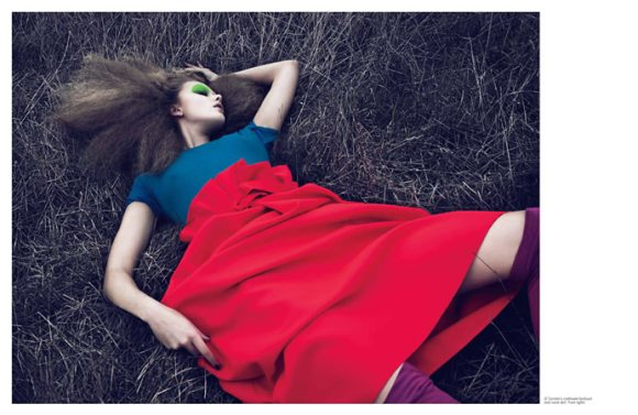 Against Nature W Magazine March 2011