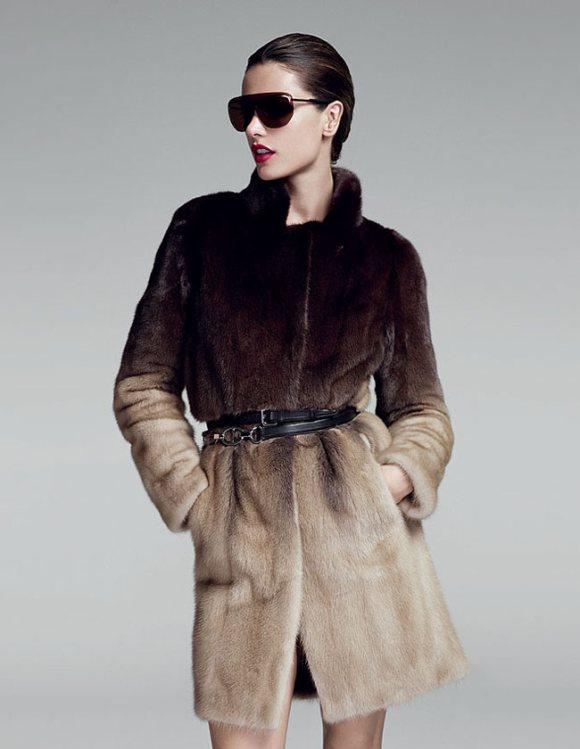 Alessandra Ambrosio for Loewe