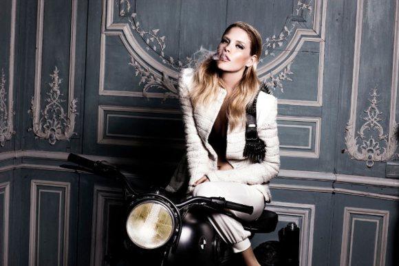 Ashley Smith Ellery Fall 2011 Campaign