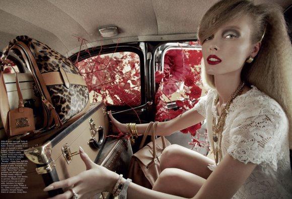 Bo Don Kristy Kaurova Vogue Italia March 2011
