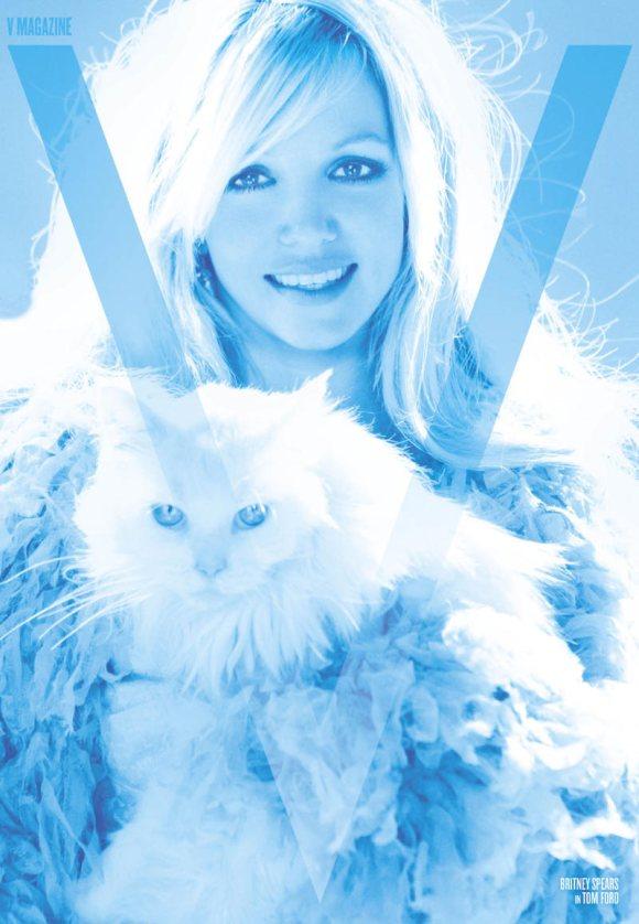 Britney Spears V Magazine 3
