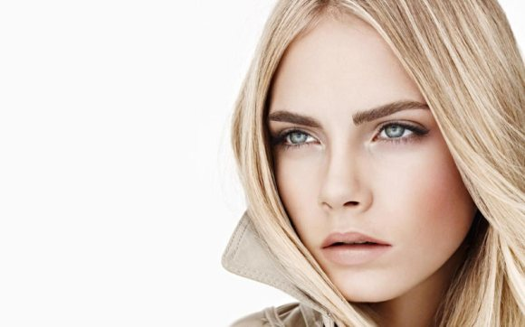 Burberry Beauty Spring 2011 Campaign