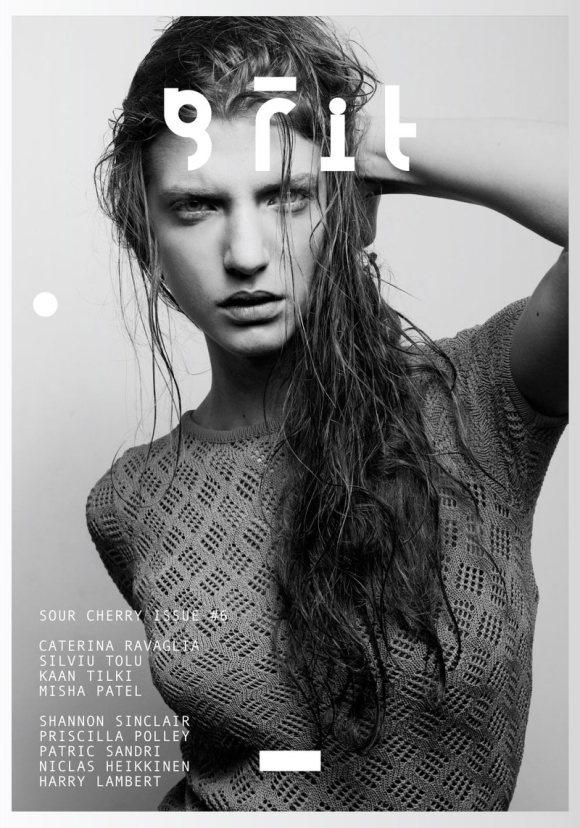 Caterina Ravaglia Grit Magazine S S 2011