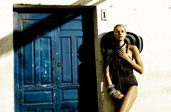 Cato van Ee Marie Claire Italia March 2011 2