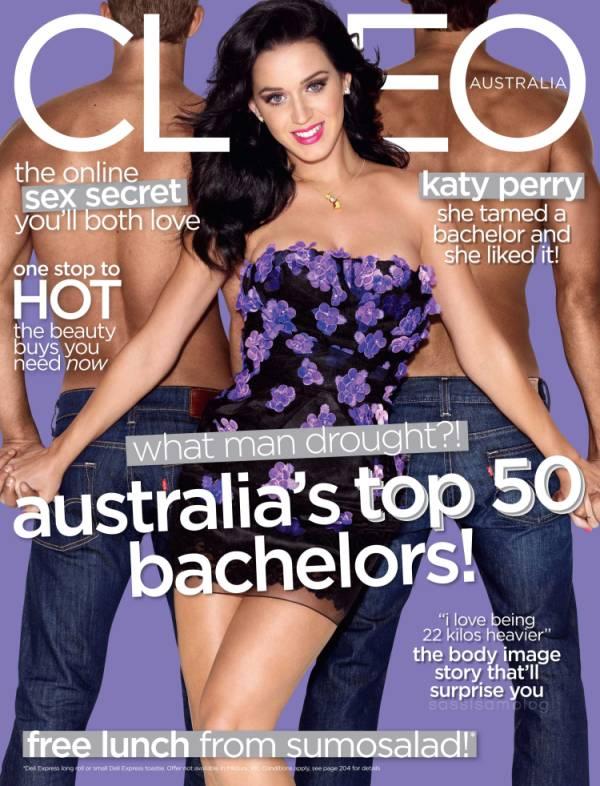 Cleo April 2011