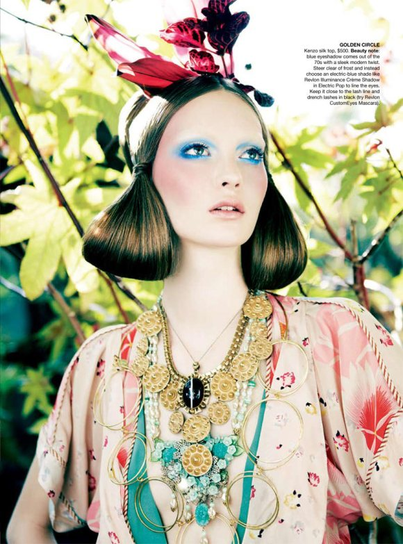 Codie Young Vogue Australia April 2011 1