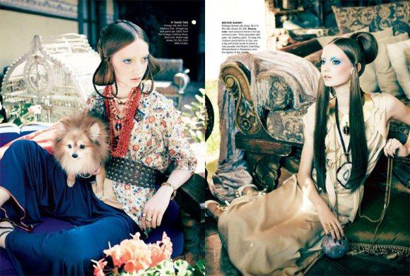 Codie Young Vogue Australia April 2011 10