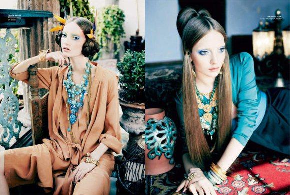 Codie Young Vogue Australia April 2011 11