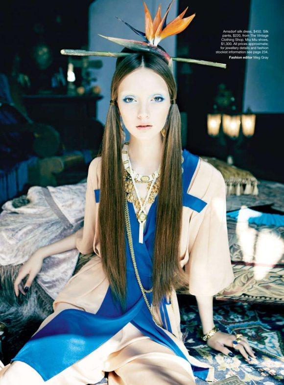 Codie Young Vogue Australia April 2011 4
