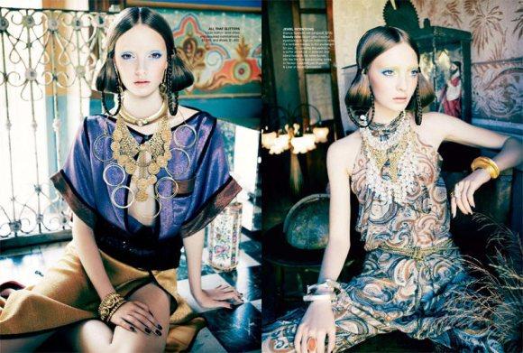 Codie Young Vogue Australia April 2011 5