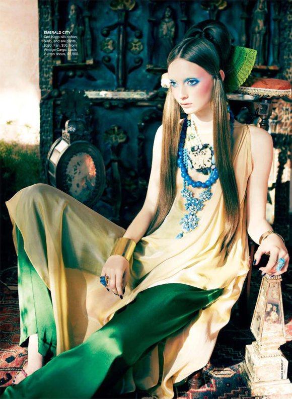 Codie Young Vogue Australia April 2011 6