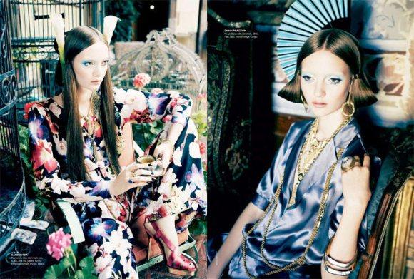 Codie Young Vogue Australia April 2011 7