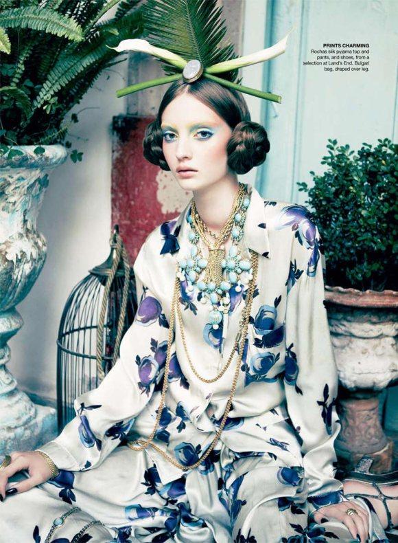 Codie Young Vogue Australia April 2011 8