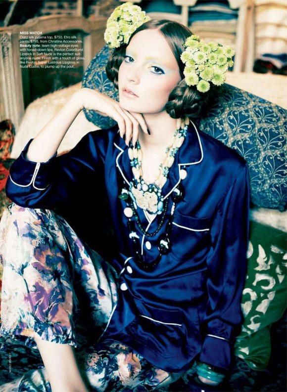 Codie Young Vogue Australia April 2011 9
