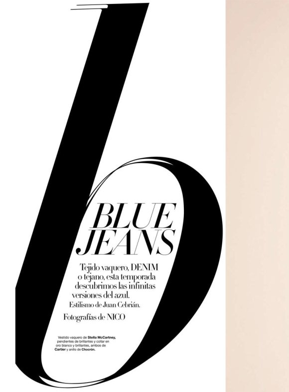 Constance Jablonski Harpers Bazaar Spain April 2011