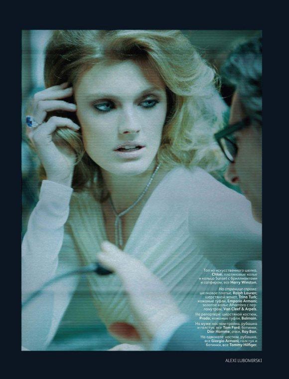 Constance Jablonski Vogue Russia March 2011 6