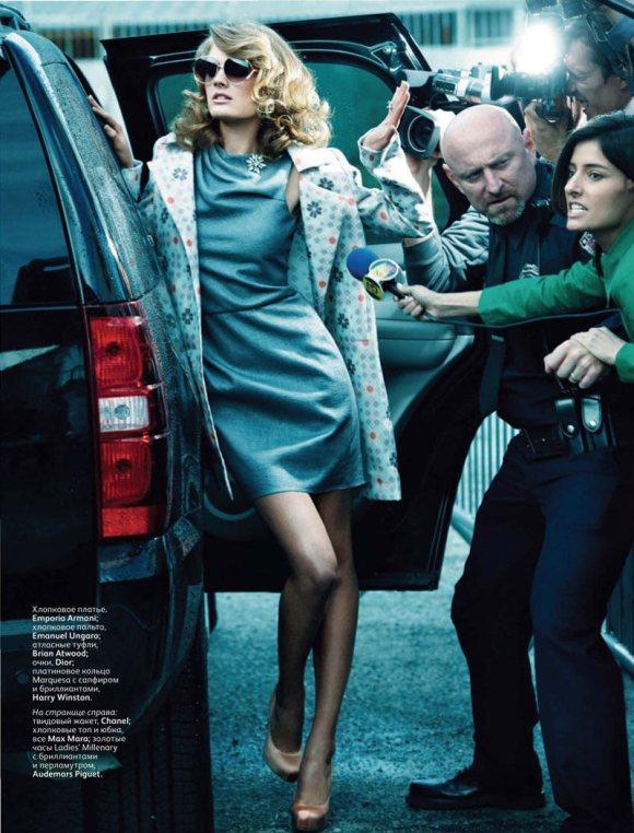Constance Jablonski Vogue Russia March 2011 8
