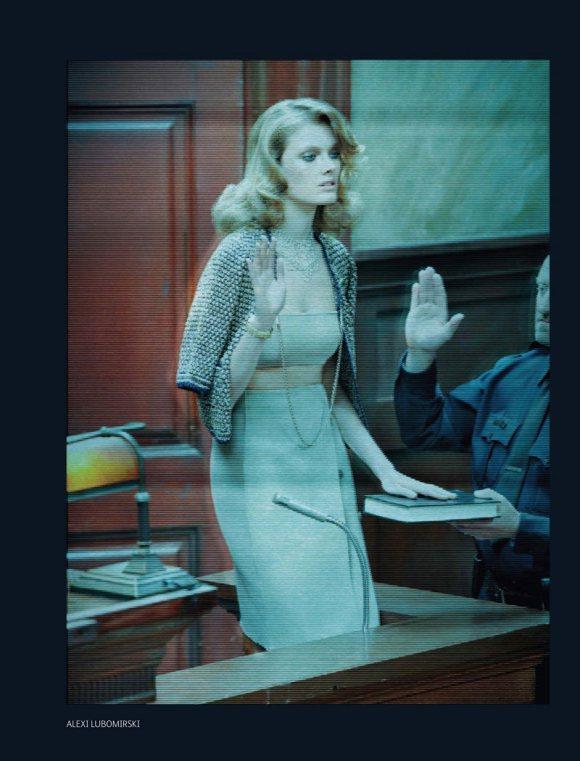 Constance Jablonski Vogue Russia March 2011 9