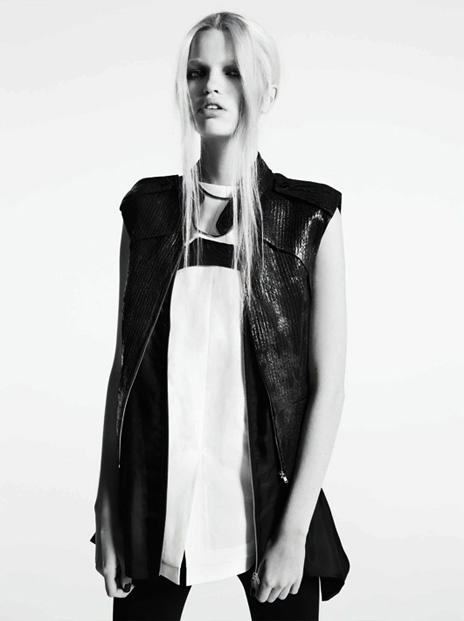 Daphne Groeneveld for System S S 2011 Campaign