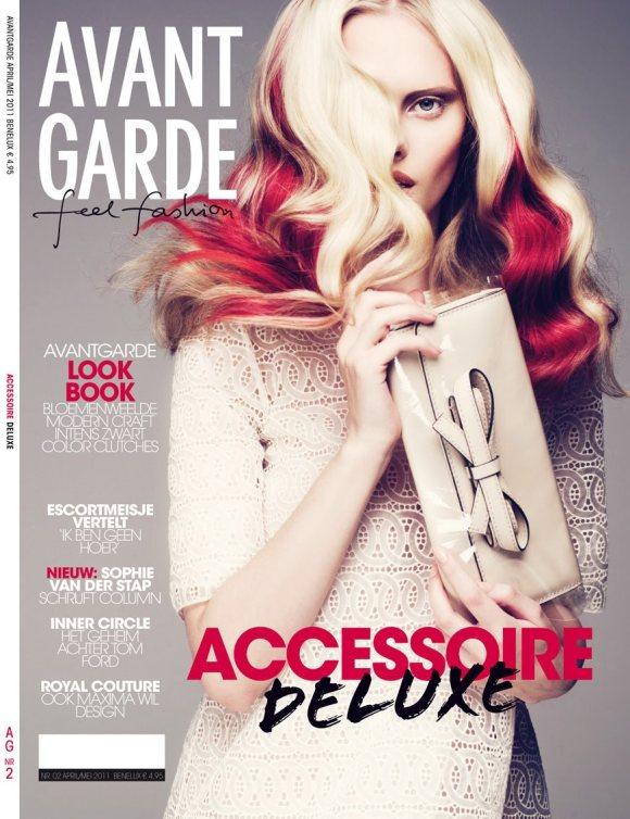 Dioni Tabbers AvantGarde Magazine April 2011