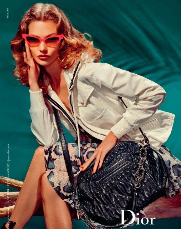 Dior Spring 2011 Campaign