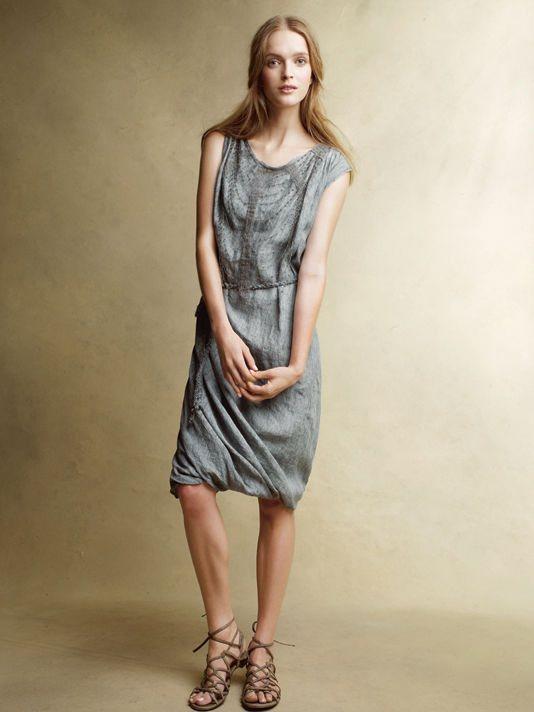 Donna Karan Casual Luxe Spring 2011 Lookbook
