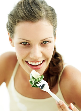 Eating for a healthy skin