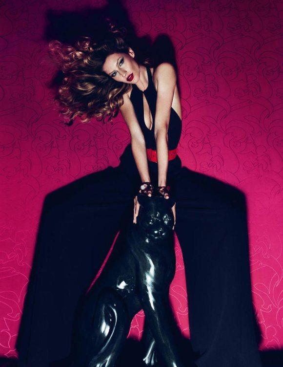 Gisele Bundchen Vogue Turkey March 2011 5