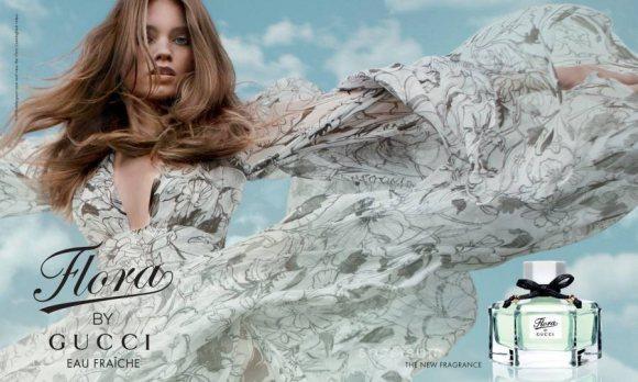 Gucci Eau Fraiche Campaign 2011