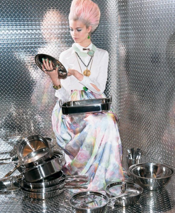 Hailey Clauson T Style Spring 2011