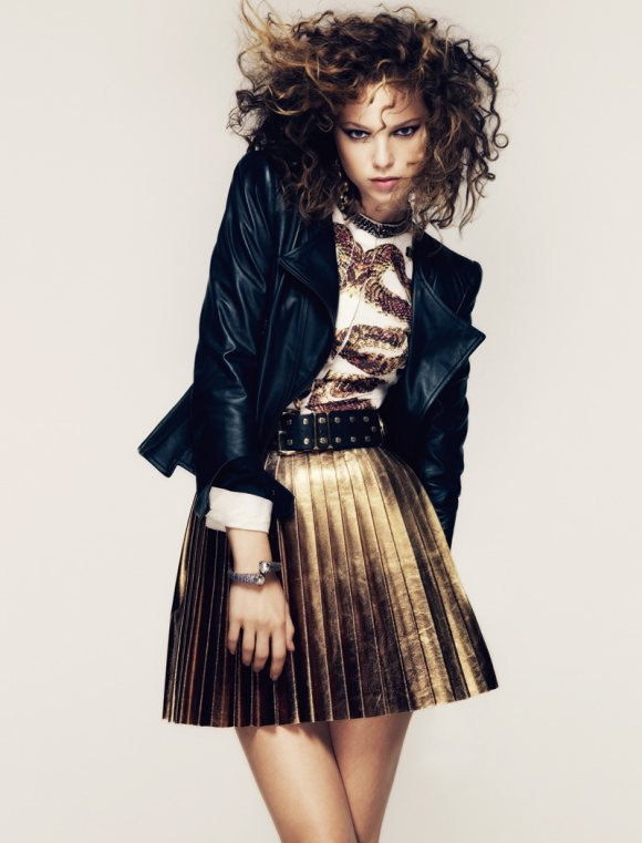 Spring-Summer 2011 Trends: Metallic Glamour