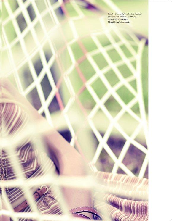 Iryna Rozhik for LOfficiel Singapore February 2011 5
