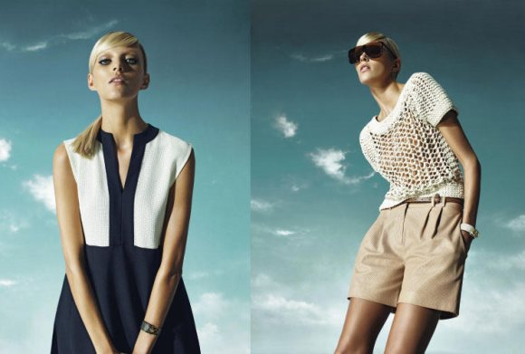 Jaeger London Spring 2011 Campaign