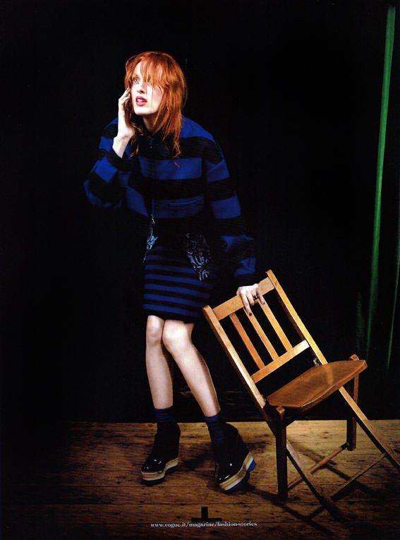 Karen Vogue Italia March 2011 5
