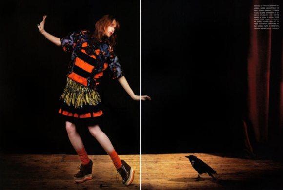 Karen Vogue Italia March 2011 6