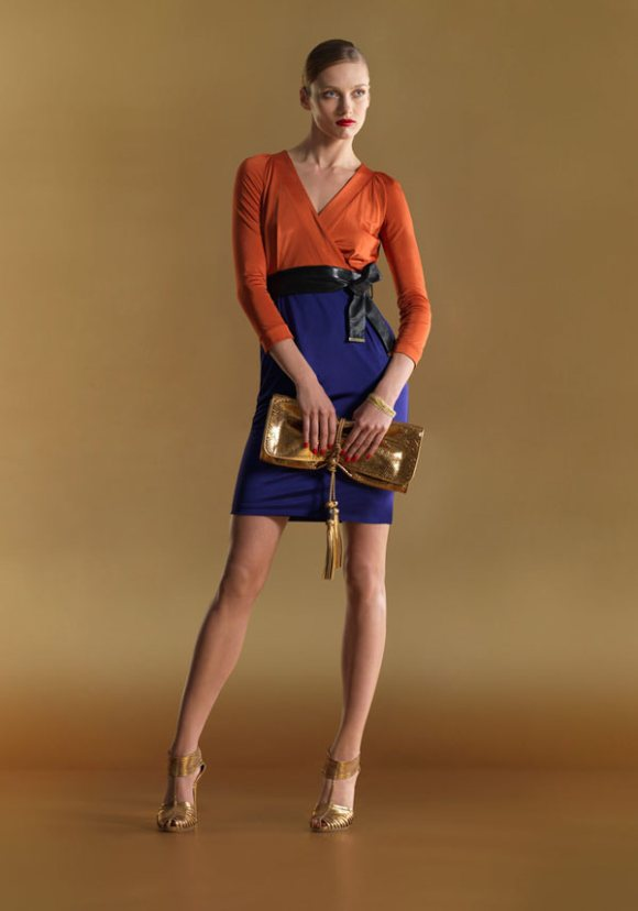 Karmen Pedaru Gucci Spring 2011 Lookbook