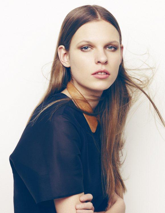 Kat Hessen Bon Magazine S S 2011