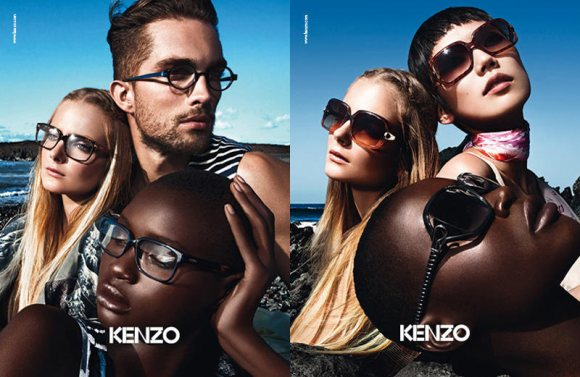 Kenzo Spring 2011 Campaign 3