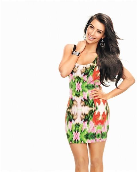 Kim Kardashian Self Magazine April 2011-3