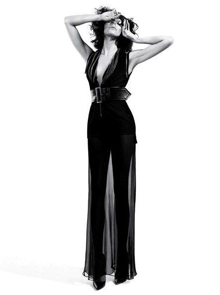 Lea Tisci for V Spring 2011
