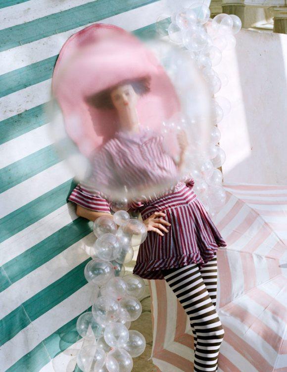 Lindsey Wixson Kirsi Pyrhonen Vogue UK April 2011