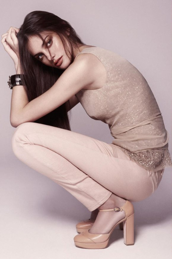 Mango S S 2011 Nude Collection