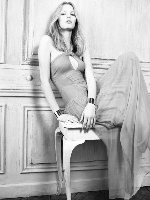 Marique Schimmel Amica Italy April 20111