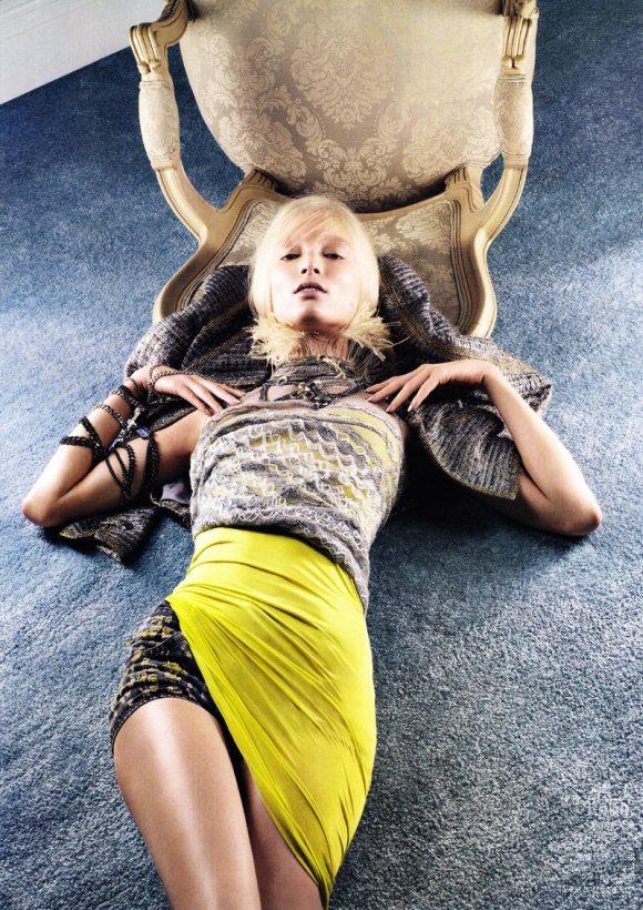 Melissa Tammerijn Shu Pei Vogue China March 2011 9